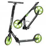apollo adult scooter folding kick scooter