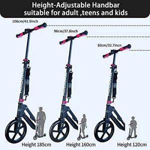 hudora 230 adult scooter review image 2