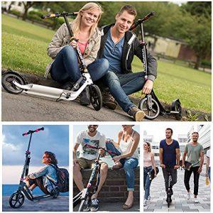 hudora 230 adult scooter review image 3
