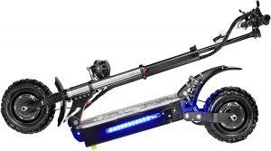 reddyrd1 electric scooter folded